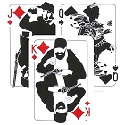 Three Card Poker hand